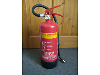 Wet chemical fire extinguisher 3 litre