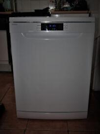 KENWOOD Full-size Dishwasher White 11 Litres 47 dB(A) A++ Energy Rating