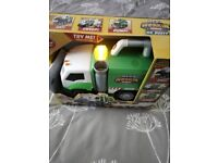 Mr Dusty Real Workin Buddies Children's toy collector With lights and sounds