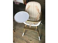 Luxe One highchair OVO - Micuna