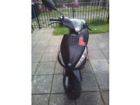 PIAGGIO ZIP 2012 WITH MOT