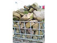 Rockery /building sandstone