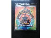 4K ULTRA HD + BLU-RAY THOR RAGNAROK £10