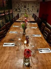 KP required for Restaurant in Farringdon,London