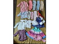 12-18 months girls clothes baby bundle