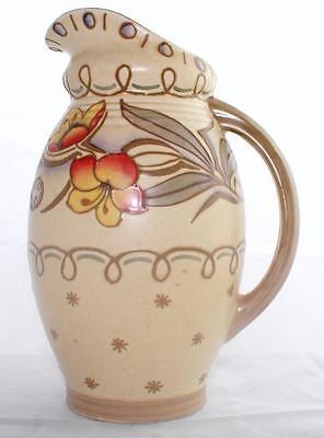 Charlotte Rhead Large Jug/Vase in TL95 Pattern