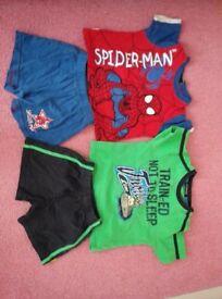 Age 18 months- 2 years boys pyjamas £2