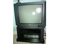 ***FREE*** TV + Video recorder + 2 videos + Remotes + One-for-all remote + aerial + some cables