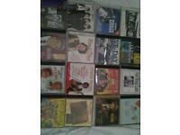 50 CD's