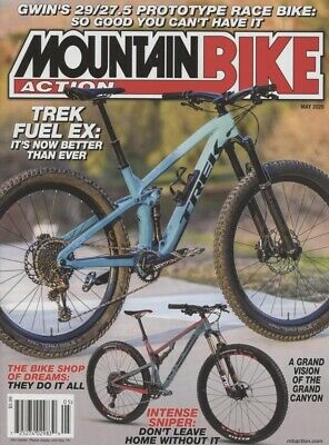 Mountain Bike Action May 2020 Mountain Bike Action Magazine