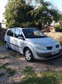 Renault Grande Scenic 2004 1.9d