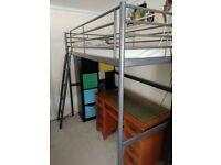 IKEA Svarta Bed Frame/Bunk bed/Loft bed
