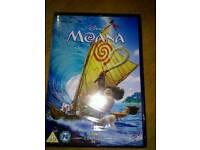 Disney moana DVD brand new