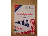 Life in the United Kingdom: A Guide for New Residents 3rd Edition (test theory book)