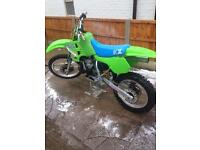 Kx500 1987 good condition not cr500 rm yz