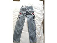 JEANS Topshop moto mom high waisted jeans