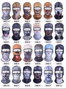 Have Loot of fun with this 3D Animal Balaclava Snowboard/Biker Mask Free Shipping