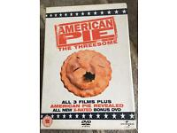 American pie 4 set DVD excellent