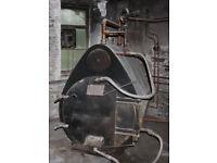 Agrobust Multiburner (Wood Waste, Logs, Cardboard etc.) 70 Kw Agro Biogas GMBH