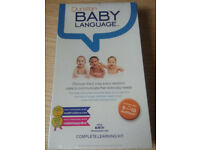 Dunstan Baby Language DVD set (2 dvd, 1 book, 1 poster)