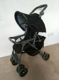Graco CitiSport Lite buggy with rain cover for sale