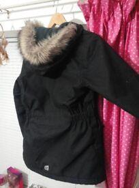 Girls Regatta winter jacket size 10-11