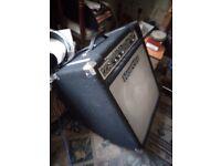 Hartke A100 bass amp
