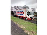 2004 DAF LF 45 20 ft Box Lorry
