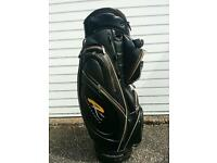 Powacaddy golf trolley bag