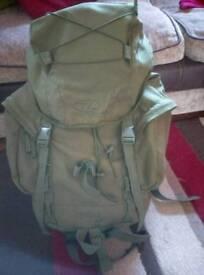 Bushcraft rucksack