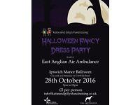 Charity Halloween Fancy Dress Party