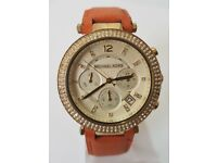 Michael Kors Ladies' Watch MK-2279 (Collection & Royal Mail)