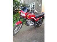125cc motorcycle FYM