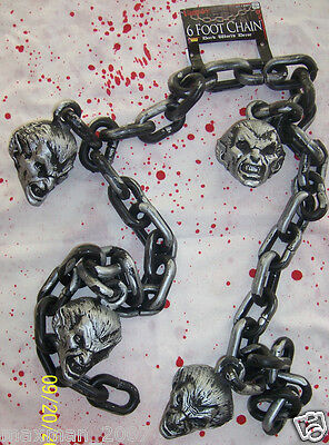 Vampire Dracula Chain Link Fence Halloween Prop Decoration Cemetery Grave Yard](Graveyard Fence Halloween Decorations)