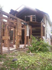 Reclaimed Building Materials