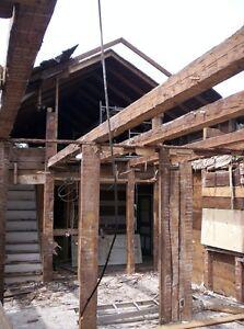 Reclaimed houses