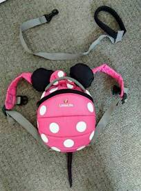 Little life Minnie Mouse Backpack
