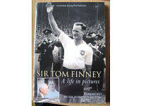 Tom Finney, a life in pictures.