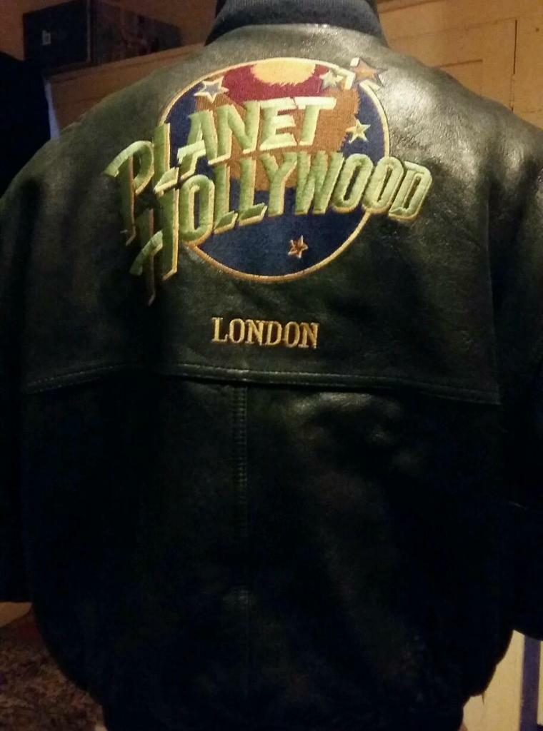 Planet Hollywood London Jacket In Northampton