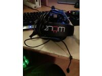 Venom XT+ Universal Vibration Gaming Headset - PS4 PS3 Xbox One Xbox 360 PC Mac