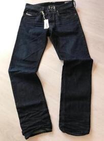 New diesel jeans W29 L30