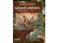 Warhammer Mighty Empires Map building kit