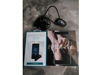 Nokia 8 + case + screen protector