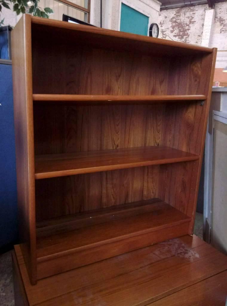 Bookcase (Teak) - £35