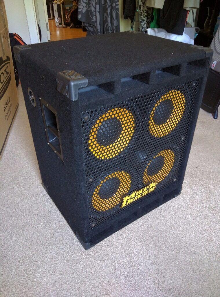 Markbass 104 HF 4x10 Bass Cabinet