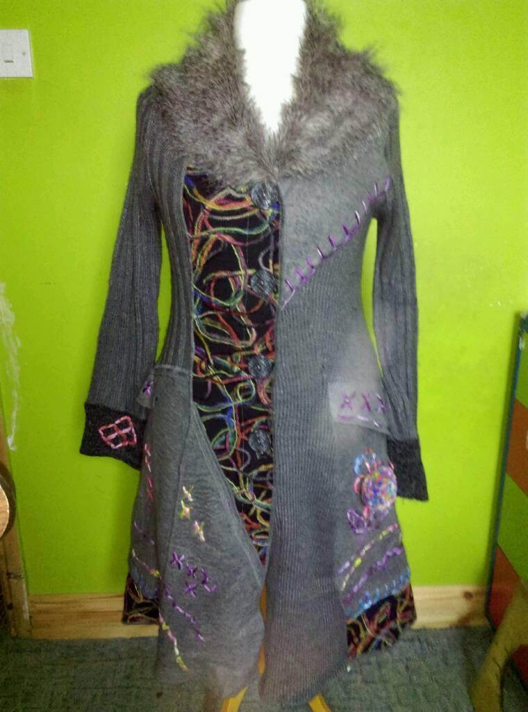 Izabel London Cardigan Coat