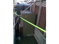 Warmflow condensing boiler