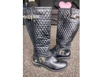 Knee-high Boots Size 7