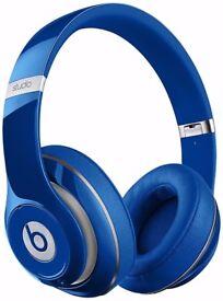 Like new Wireless over ear studio beats by dre headphones,