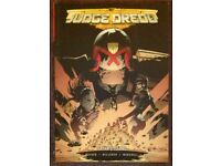 Judge Dredd 'Satan's Island' Softback Graphic Novel (2005)